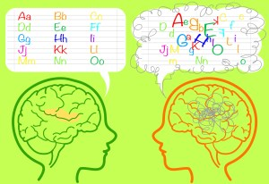 Enfant different dyslexie diagnostic