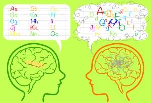 Enfant different dyslexie diagnostic