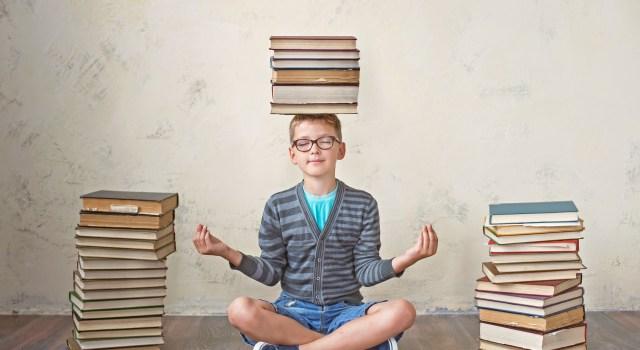 Méditation école discipline heures de colle