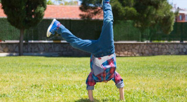 Enfant hyperactif agitation