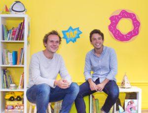 Edouard Trucy et Guillaume Caboche Pandacraft