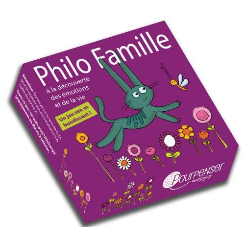 jeu philo famille
