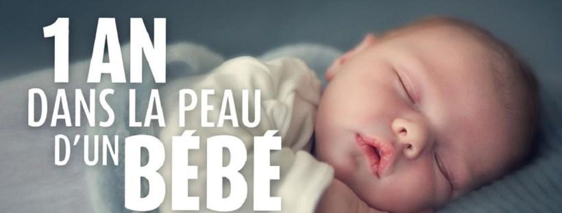 1 an dans la peau d'un bébé