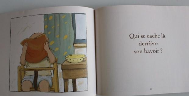 livre réaliste pour bébé