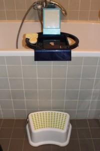 petit lavabo montessori kiddy wash