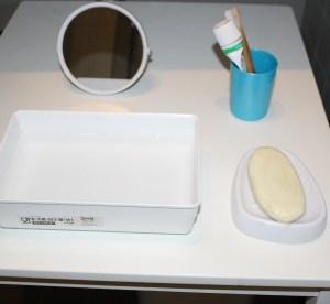 petit lavabo montessori