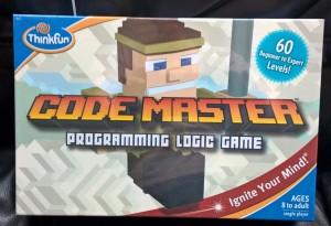 code master think fun
