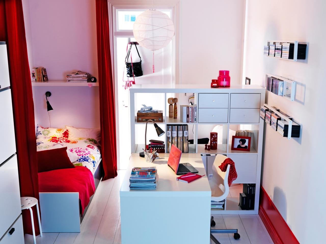 Creative Organization Ideas For College Dorm Rooms