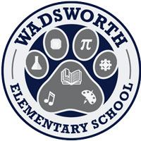 wadsworth elementary school logo