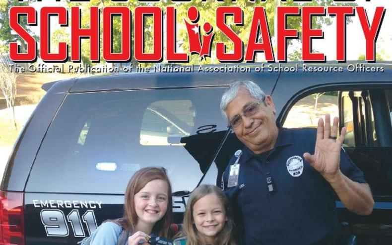 """The """"Journal Of School Safety"""" is an educational publication that shares innovations and best practices for making the world's students and schools safer. The publication is distributed quarterly to more than 8,500 NASRO members worldwide. Submitted photo"""