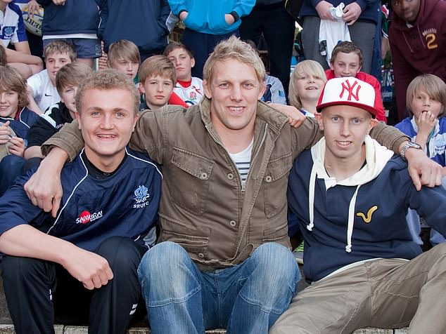 Since its inception in 2013, The Lewis Moody Foundation has raised £1.2 million for families affected by brain tumours