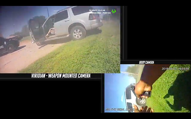 The cop shot Orellana eight times inside his vehicle, as the video shows