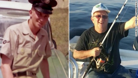 A father and son die from Covid-19 about an hour apart