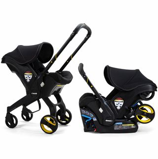 Infant Car Seat & Stroller - Midnight