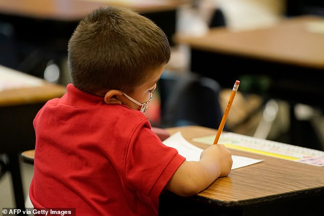 The study is sure to cause more alarm as schools and daycare centers across the country continue to reopen following the end of summer. Stock image