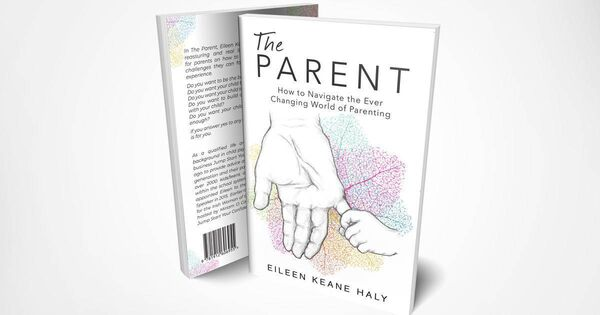 The cover of The Parent by Eileen Keane Haly