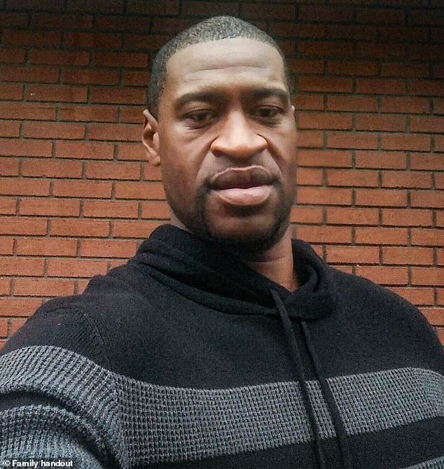 George Floyd, 46, was arrested for using a fake $20 bill and died when Chauvin tackled him
