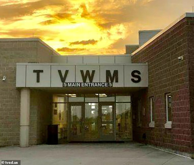Davis was fired as a teacher's aide by the Teavys Valley Local School District. The alleged sexual relationship did not happen in the school, according to the criminal complaint
