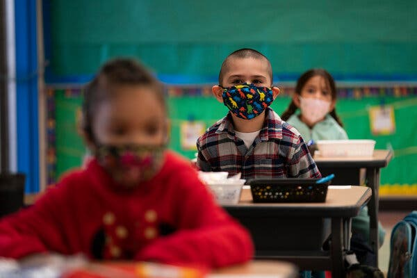 California will require students to wear masks for the upcoming school year, while leaving enforcement up to individual schools.