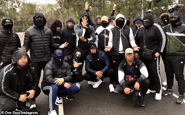 Youth outreach group Junction Works confirmed Sydney's brutal 'postcode violence' had infiltrated younger communities. Pictured: OneFour