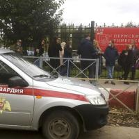 Russian shooting: Eight die in killing spree at Perm State University | #College. | #Students