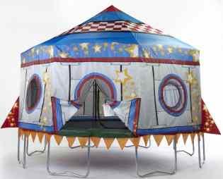 bazoongi trampoline