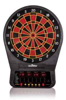 Arachnid Cricket Pro 650 Electronic Dartboard