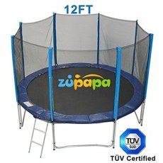 Zupapa 15 Foot TUV-Approved Trampoline