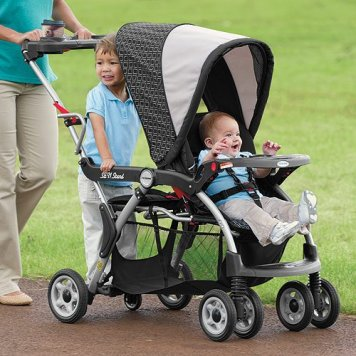 Sit and Stand Stroller Buying Guide