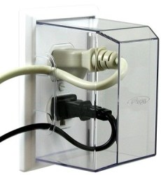 LectraLock Baby Safety Electrical Outlet Cover