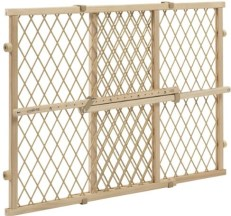 Evenflo Position and Lock Wood Gate
