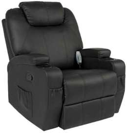 Best Choice Products Massage Recliner Sofa