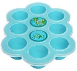 WeeSprout Silicone Baby Food Freezer Tray
