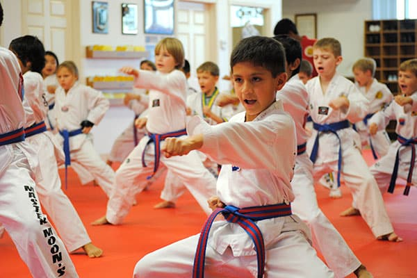 5 Best Martial Arts for Kids