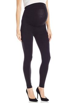 Leading Lady Womens Cotton Maternity Support Leggings