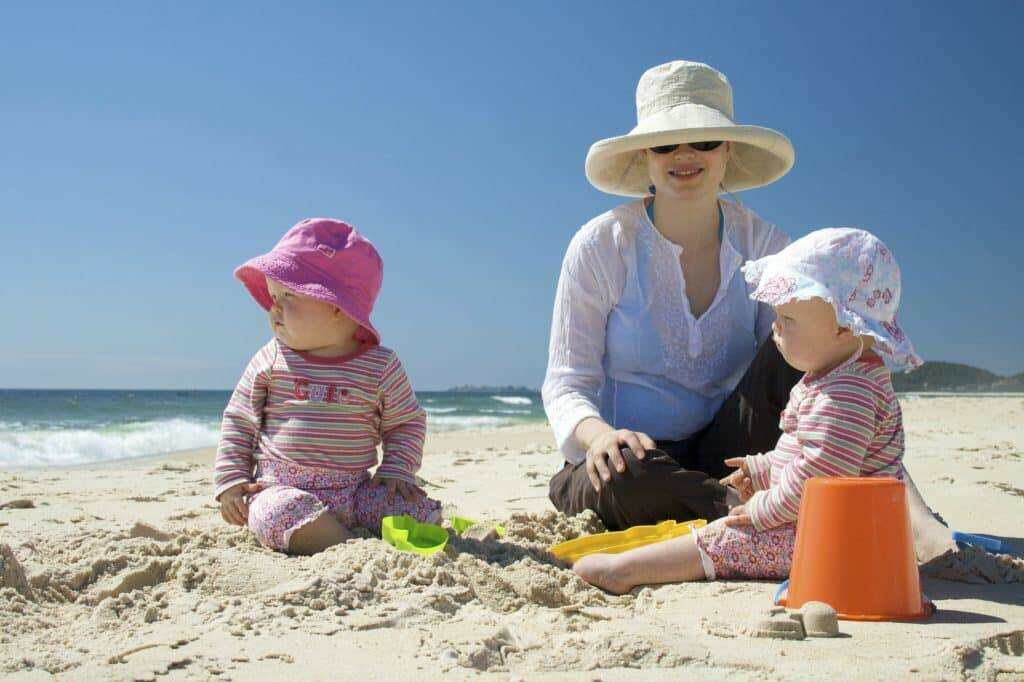 sun safety protect your kids