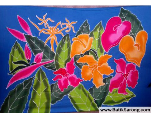 hps919-21-handpainted-sarongs-indonesia