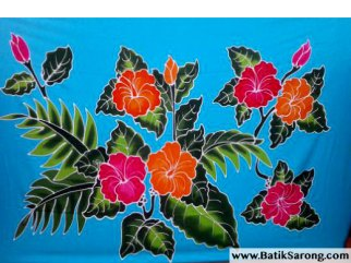 hps919-27-handpainted-sarongs-indonesia