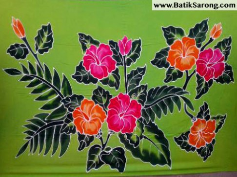 hps919-31-handpainted-sarongs-indonesia