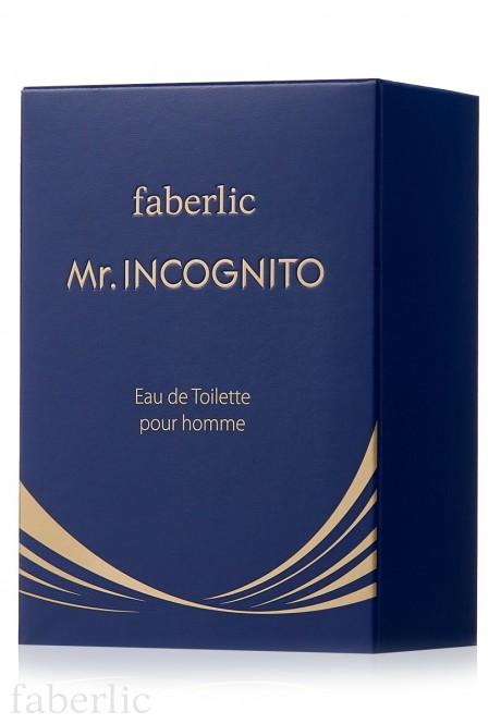 Mr Incognito