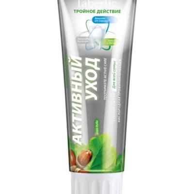 Профилактическая зубная паста