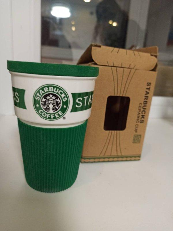 CUP Стакан для кофе StarBucks