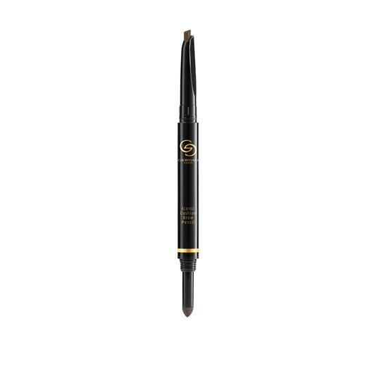 Двусторонний карандаш-кушон для бровей