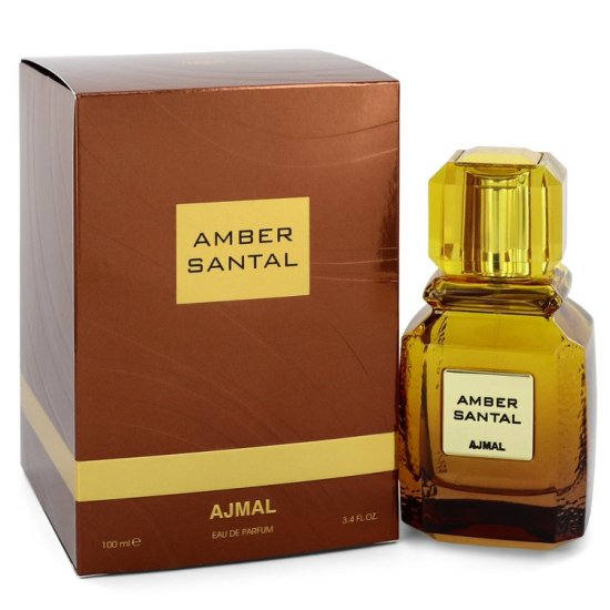 Amber Santal Ajmal Bottle