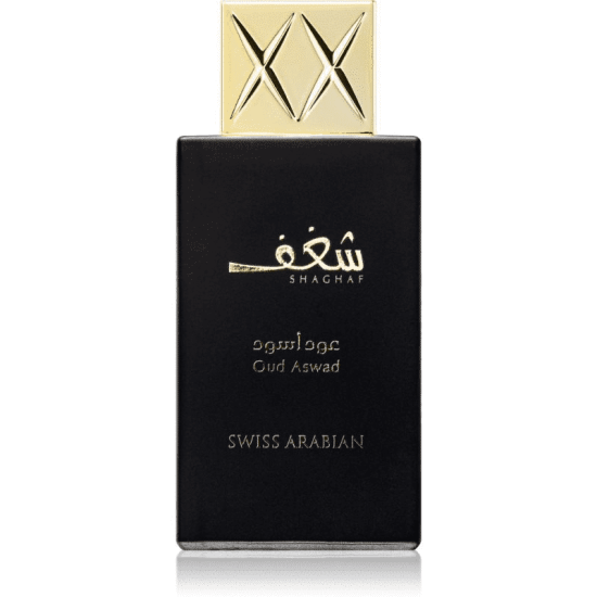 Shaghaf Oud Aswad Swiss Arabian Bottle