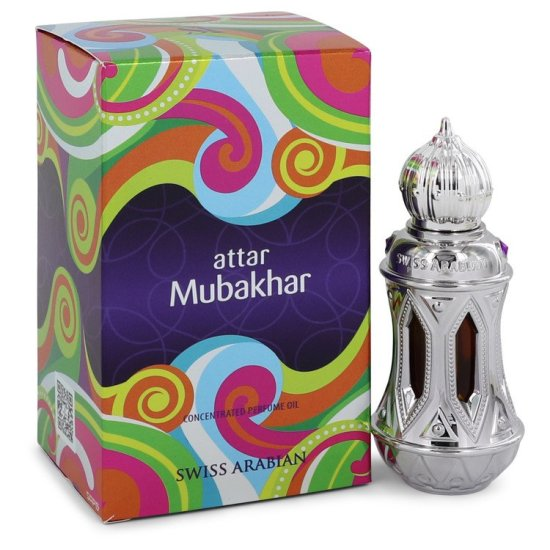 Attar Mubakhar Oil Swiss Arabian