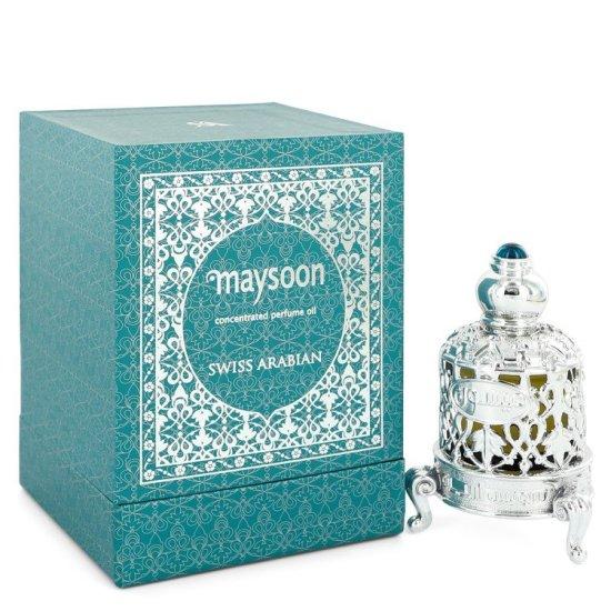 Maysoon Oil Huile Swiss Arabian