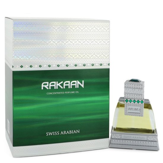 Rakaan 25ml Oil Huile Swiss Arabian