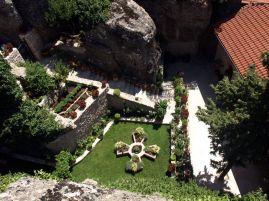 Řecko, Meteora: vonná zahrada