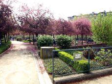 Promenade Plantée romana Granatova